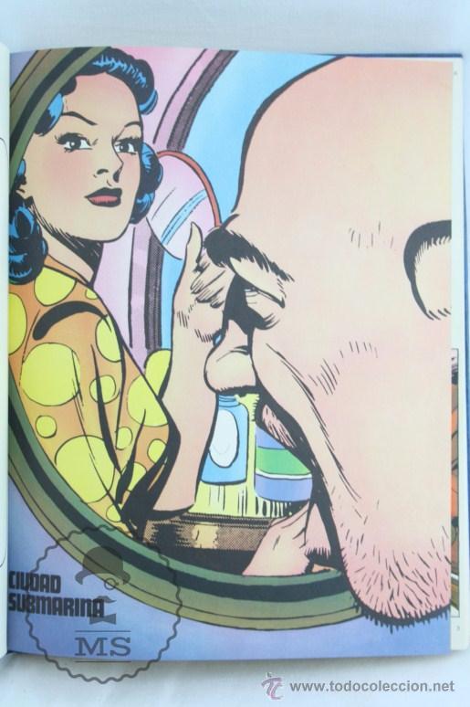 Cómics: Conjunto de 8 Tomos Colección Flash Gordon de Buru Lan - Tomos 01 al 5 + Otro Tomo - Incompleta - Foto 8 - 52338391