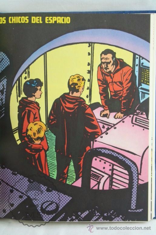 Cómics: Conjunto de 8 Tomos Colección Flash Gordon de Buru Lan - Tomos 01 al 5 + Otro Tomo - Incompleta - Foto 9 - 52338391