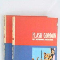 Cómics: PAREJA DE TOMOS - FLASH GORDON, DE BURU LAN - TOMOS 01 Y 02 - AÑOS 70. Lote 52338538