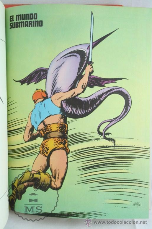 Cómics: Pareja de Tomos - Flash Gordon, de Buru Lan - Tomos 01 y 02 - Años 70 - Foto 8 - 52338538