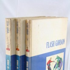 Cómics: 3 TOMOS DE CÓMIC FLASH GORDON, DE BURU LAN - TOMOS Nº 1, 2, 3 - AÑOS 70, HERACLIO FOURNIER. Lote 52339157