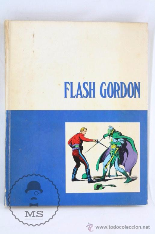 Cómics: 3 Tomos de Cómic Flash Gordon, de Buru Lan - Tomos Nº 1, 2, 3 - Años 70, Heraclio Fournier - Foto 3 - 52339157