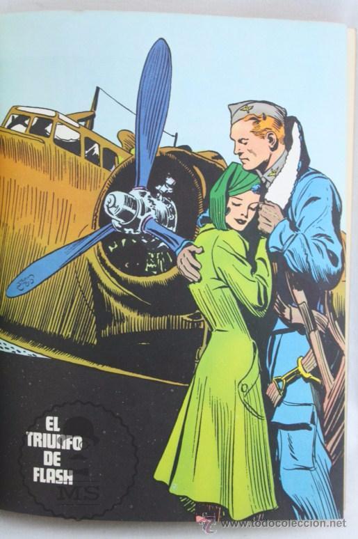 Cómics: Tomo de Cómic Flash Gordon, de Buru Lan - Tomo Nº 2 - Años 70, Heraclio Fournier - Foto 6 - 52340230