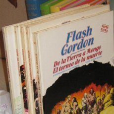 Cómics: FLASH GORDON SUPER EXTRA Nº 1- 2 -5 - 6 - 7 - 8. Lote 52417149