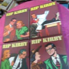 Cómics: RIP KIRBY 4 TOMOS OBRA COMPLETA BURULAN. Lote 52433738
