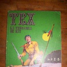 Cómics: TEX. 9 : LA VENGANZA DE KIT. Lote 52454563