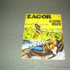 Cómics: ZAGOR Nº 46. Lote 52612925