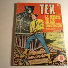 Cómics: TEX. Nº 30. BURU LAN. (E-1). Lote 52615563