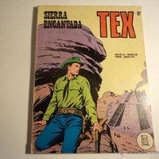 Cómics: TEX. Nº 57. BURU LAN. (E-1). Lote 52660797