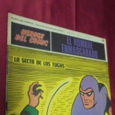 Fumetti: EL HOMBRE ENMASCARADO. Nº 61. BURU LAN EDICIONES.. Lote 52747398