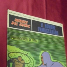 Fumetti: EL HOMBRE ENMASCARADO. Nº 62. BURU LAN EDICIONES.. Lote 52747410