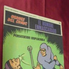 Fumetti: EL HOMBRE ENMASCARADO. Nº 68. BURU LAN EDICIONES.. Lote 52747517