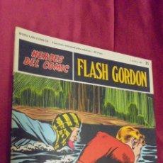 Cómics: FLASH GORDON. Nº 21. BURU LAN EDICIONES.. Lote 52749010