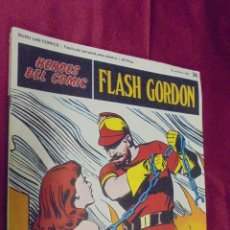 Comics: FLASH GORDON. Nº 24. BURU LAN EDICIONES.. Lote 52749095