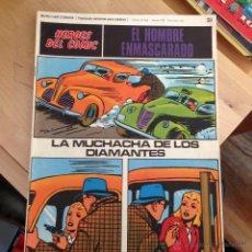 Cómics: EL HOMBRE ENMASCARADO Nº 51 . HEROES DEL COMIC (BURULAN) (COIB39). Lote 52870661