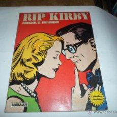 Cómics: RIP KIRBY, MANGLER, EL TRITURADOR, BURU LAN, 1974. Lote 52904306