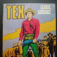 Cómics: TEX Nº 71, BURU LAN. Lote 52920021