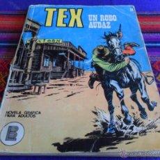 Cómics: TEX Nº 34. BURU LAN 1972. 25 PTS. UN ROBO AUDAZ.. Lote 53061199