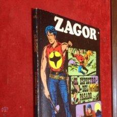 Cómics: ZAGOR - BURULAN - Nº 49 ESPECTRO DEL PASADO - MUY BUENO - REPASADO SIN SORPRESAS - BURU LAN. Lote 53106791
