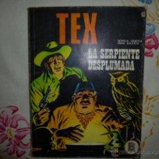 Cómics: TEX Nº 43 FORMATO TACO. LA SERPIENTE DESPLUMADA. BURU LAN.. Lote 53204019