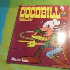 Cómics: HEROES DE PAPEL Nº 1 COCOBILL BURULA BURU LAN. Lote 53501480