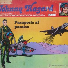 Cómics: FRANK ROBBINS. JOHNNY HAZARD Nº 1. BURU LAN 1973. Lote 53577056