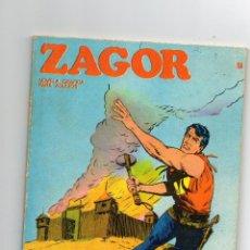Cómics: ZAGOR - Nº 33 - EL FUERTE ABANDONADO - BURULAN - BUEN ESTADO.. Lote 53577486
