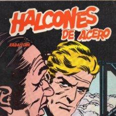 Cómics: HALCONES DE ACERO - KADAITCHA - BURULAN - BUEN ESTADO.. Lote 53583224
