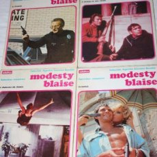 Cómics: MODESTY BLAISE. BURU LAN. COLECCION COMPLETA. Lote 53797928