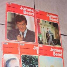 Cómics: JAMES BOND. BURU LAN. COLECCION COMPLETA. Lote 53797948