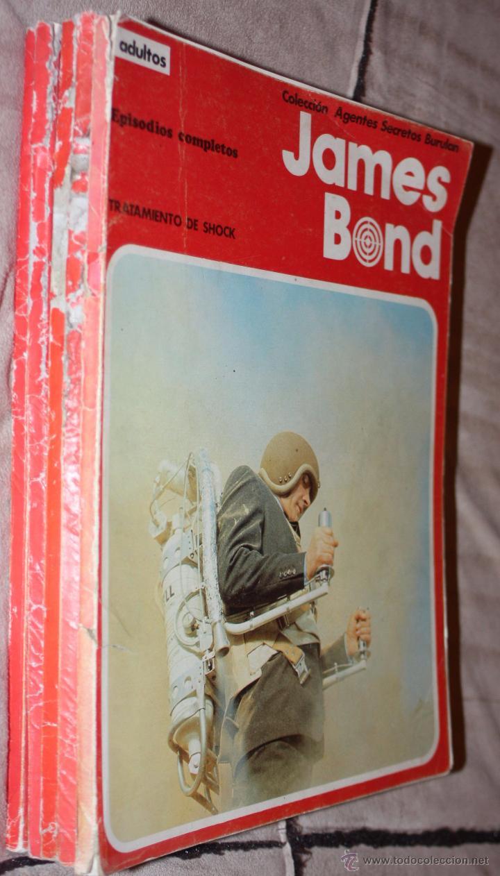 Cómics: JAMES BOND. BURU LAN. COLECCION COMPLETA - Foto 2 - 53797948