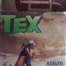Cómics: TEX Nº6. ASALTO AL TREN. Lote 53879467