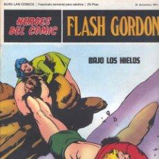 Cómics: FLASH GORDON Nº 33. Lote 54231240