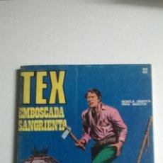 Cómics: TEX Nº 22 - EMBOSCADA SANGRIENTA. Lote 54436473