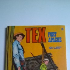 Cómics: TEX Nº 26 - FORT APACHE. Lote 54436502