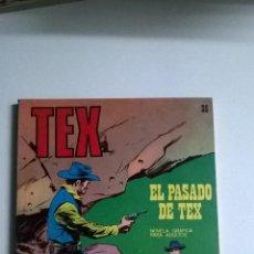 Cómics: TEX Nº 35 - EL PASADO DE TEX. Lote 54436549