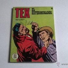 Cómics: TEX Nº 66 - EL EXTERMINADOR. Lote 54454832