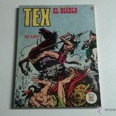Cómics: TEX Nº 67 - EL DIABLO. Lote 54454849