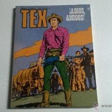 Cómics: TEX Nº 71 - ¡ADIOS AMIGOS!. Lote 54454896