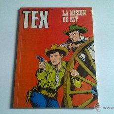 Cómics: TEX Nº 73 - LA MISION DE KIT. Lote 54454917