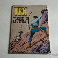 Cómics: TEX Nº 75 - TRAGEDIA EN LA JUNGLA. Lote 54454939