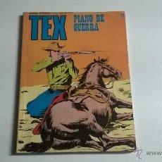 Cómics: TEX Nº 77 - PIANO DE GUERRA. Lote 54454957