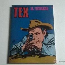 Cómics: TEX Nº 79 - EL PISTOLERO. Lote 54454981