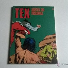 Cómics: TEX Nº 85 - KENTO NO PERDONA. Lote 54455056
