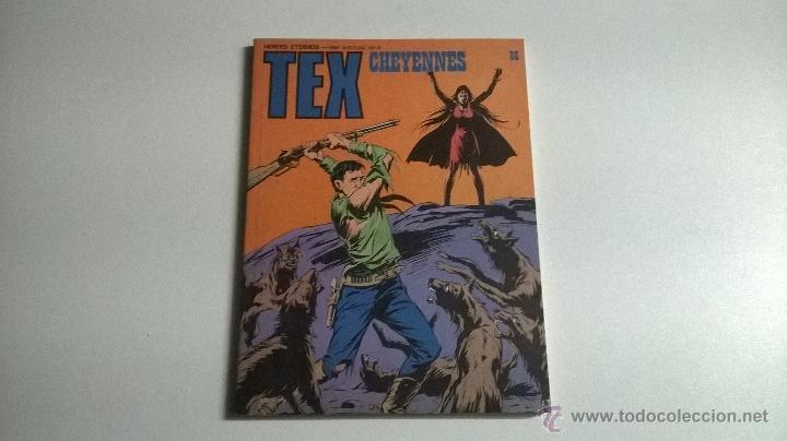 TEX Nº 86 - CHEYENNES (Tebeos y Comics - Buru-Lan - Tex)