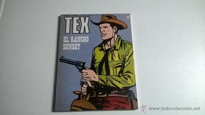 TEX Nº 88 - EL RANCHO SUNSET (Tebeos y Comics - Buru-Lan - Tex)