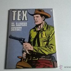 Cómics: TEX Nº 88 - EL RANCHO SUNSET. Lote 54455095
