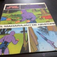 Cómics: EL HOMBRE ENMASCARADO- EL MAHARAJAH DE NIMPORE. Lote 54497315