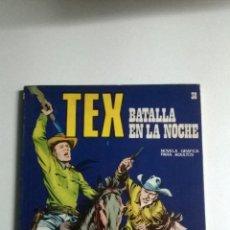 Cómics: TEX Nº 38 - BATALLA EN LA NOCHE. Lote 54523006