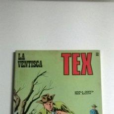 Cómics: TEX Nº 52 - LA VENTISCA. Lote 54523301